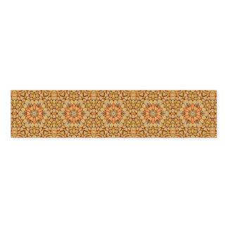Pebbles Pattern    Napkin Bands