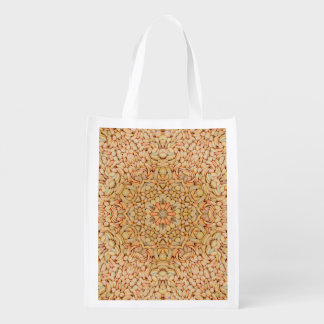 Pebbles Pattern Reusable Bag