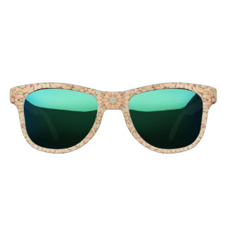 Pebbles Pattern  Sunglasses