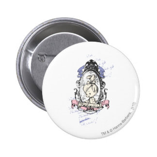 PEBBLES™ Pretty In Reflection 6 Cm Round Badge