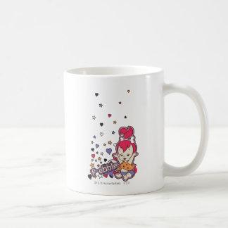PEBBLES™ Purple Heart Coffee Mug