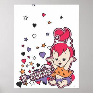 PEBBLES™ Purple Heart Poster