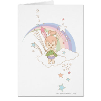 PEBBLES™ Rainbow Stars Card
