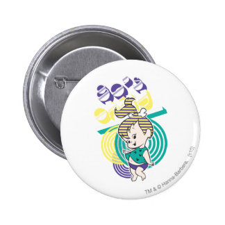 PEBBLES™ Raver 6 Cm Round Badge