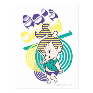 PEBBLES™ Raver Postcard