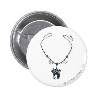 PEBBLES™ Royal Jewelry 6 Cm Round Badge