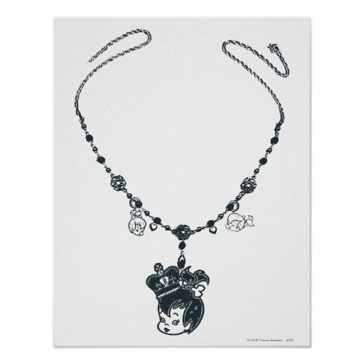 PEBBLES™ Royal Jewelry Print