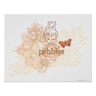 PEBBLES™ Sandy Design Poster