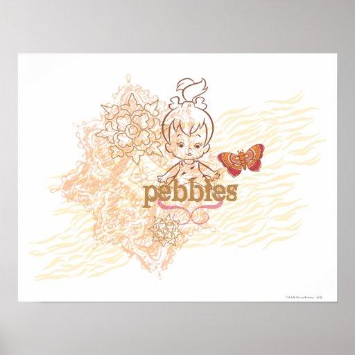 PEBBLES™ Sandy Design Posters