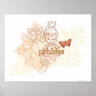 Pebbles Sandy Designs Posters