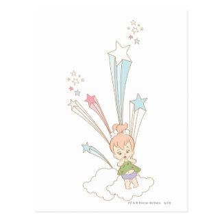 PEBBLES™ Starburst Postcard