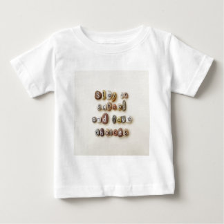 Pebbles supporting education t-shirts