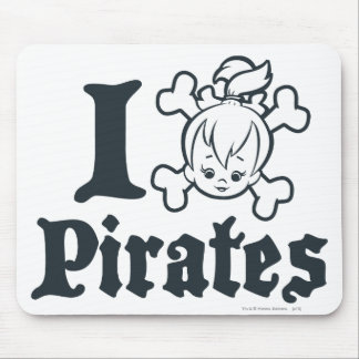 PEBBLES™ The Pirate Mouse Mat