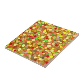 Pebbles Small Square Tile