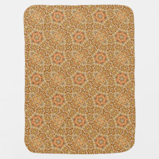 Pebbles  Tiled Design Baby Blankets
