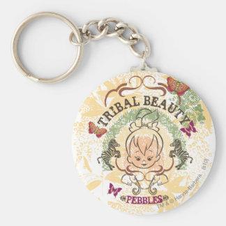 PEBBLES™ Tribal Beauty Key Ring