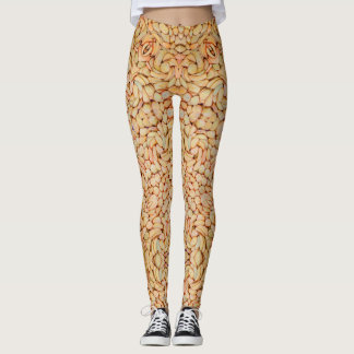 Pebbles  Vintage Kaleidoscope Custom Leggings