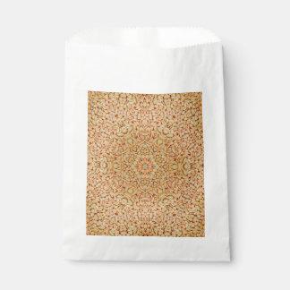 Pebbles Vintage Kaleidoscope  Favor Bags