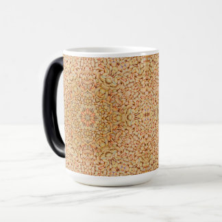 Pebbles Vintage Kaleidoscope Morphing Mug