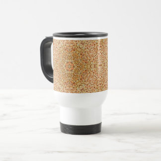Pebbles Vintage Kaleidoscope Travel Mug