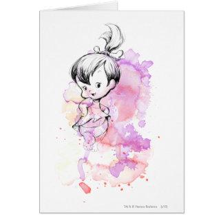 PEBBLES™ Watercolor Sketch Card