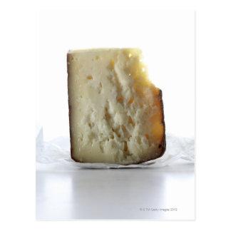 Peccorino Cheese Slice Postcard