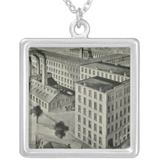 Peck Bros & Co Silver Plated Necklace