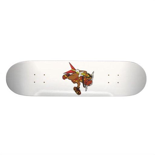 Peckerhead Skateboard
