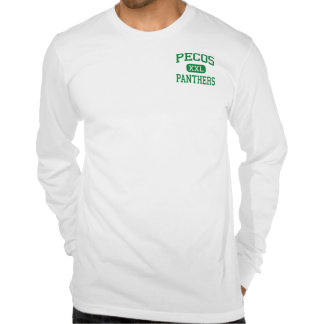 Pecos - Panthers - High School - Pecos New Mexico T Shirt
