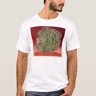 Pectoral of a king from Tikal Site, Guatemala T-Shirt