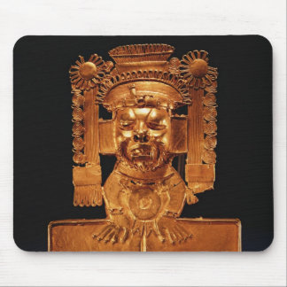 Pectoral of the god Xipe Totec Mouse Mat