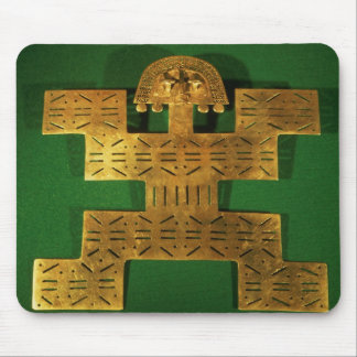 Pectoral ornament of the Tolima Region Mouse Mat