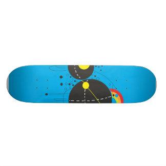 peculiar Beings - skateboard