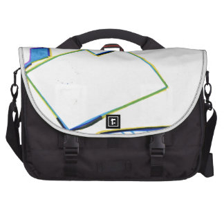 Peculiar Eccentric Source Laptop Bag