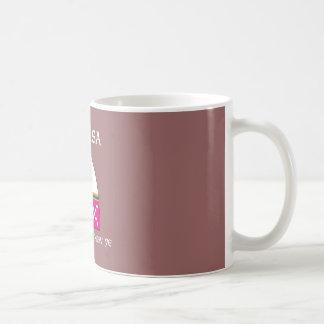 PECUSA We hardly knew ye Basic White Mug