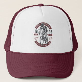 Pedal Pusher Cycling Club | Racing Team Full Speed Trucker Hat