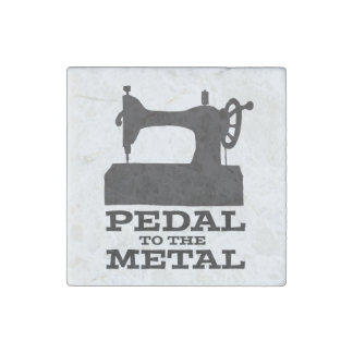 Pedal to the Metal Magnet