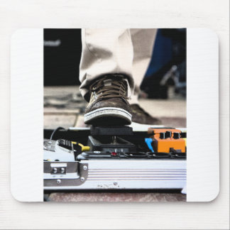 pedalboard mouse mat