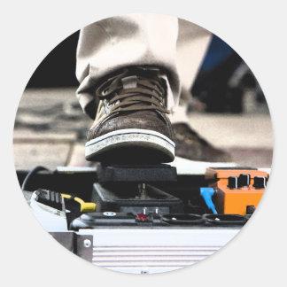 pedalboard sticker