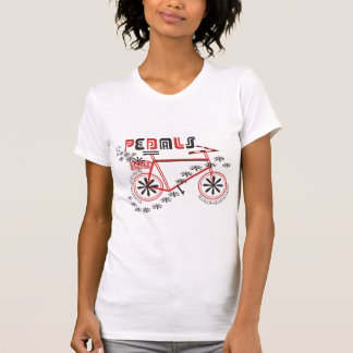 PEDALS Cycling Tee Shirt