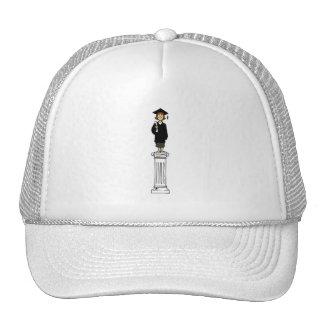Pedestal Graduate Hat