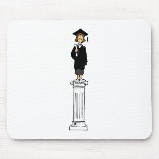 Pedestal Graduate Mouse Pads