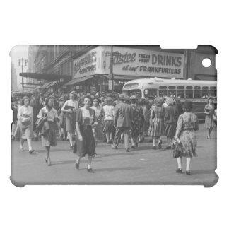Pedestrians 2 iPad mini case