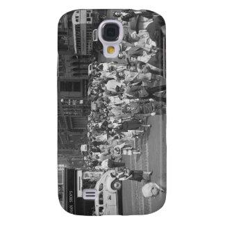 Pedestrians Galaxy S4 Case