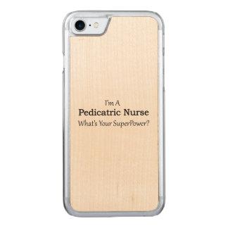 Pediatric Nurse Carved iPhone 8/7 Case