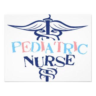Pediatric Nurse Personalized Invitation