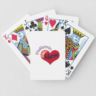 Pediatric Nurse Poker Cards