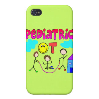 Pediatric Occupational Therapist Gifts iPhone 4/4S Case