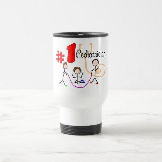 Pediatrician #1 Adorable Kids Design Gifts Mug