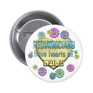 Pediatrician Appreciation Buttons